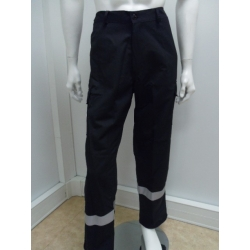 Pantalon multirisques marine