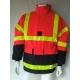 Parka haute visibilité Sapeurs-pompiers
