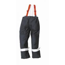 Pantalon textile intervention feu niveau 2