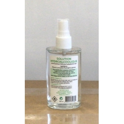 Solution Hydroalcoolique flacon de 10 ml