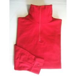 Chemise F1 sécurité incendie rouge