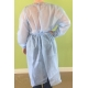 Blouse Jetable type Medical 40 Grs