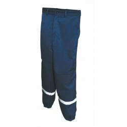 Pantalon sécurité incendie marine
