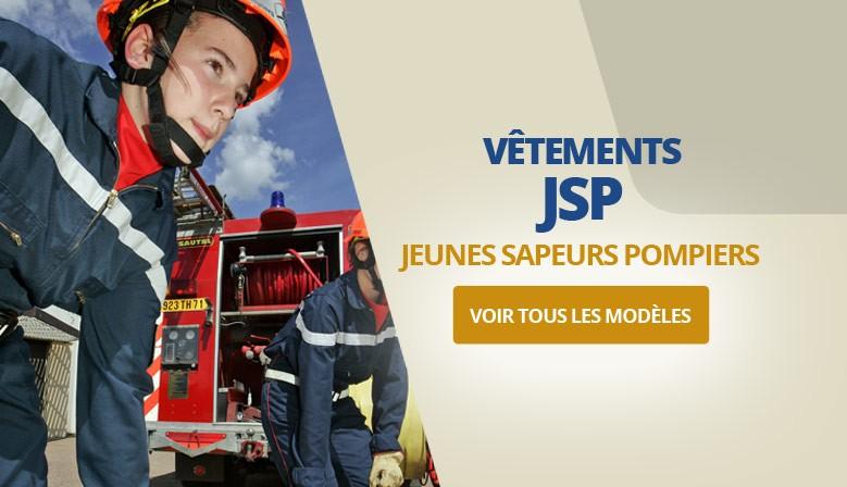Vêtement JSP Jeunes Sapeurs Pompier